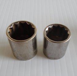 Craftsman Sockets 3/8 Dr 12 pt short 17mm, 19mm