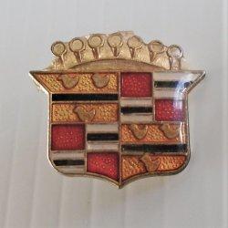 Cadillac Emblem Lapel Pin, Hat Pin, or Tie Tack