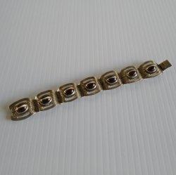 '.Vintage Tiger Eye Bracelet.'