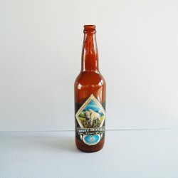 White Buffalo Peace Ale Beer Bottle Dated 1994