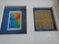 '.Breast Cancer Stamp 1998.'