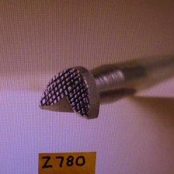 Tandy Leather Craftool Z780 Alphabet Beveler Stamp 6780-00