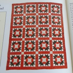 Hands All Around Quilt Pattern with Stencil Templates