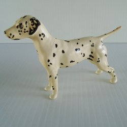 Dalmatian Dog Figurine, Beswick England, 5 inches tall