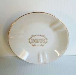 San Francisco, Doros Restaurant, 1960s Ashtray