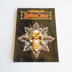 Warhammer Realm of Chaos Supplement Book