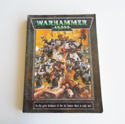 Warhammer 40,000 Rulebook, Rules, Scenarios, and How to's