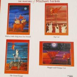 '.Adventures of Orange Cat cards.'