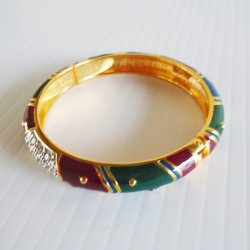'.Joan Rivers Bangle Bracelet.'