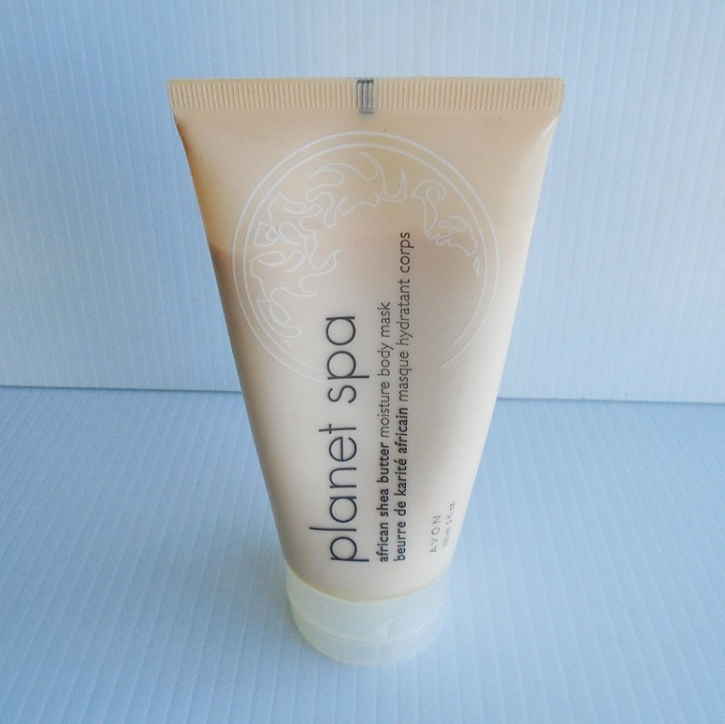 Planet Spa African Shea Butter moisture body mask. 5 oz. Never opened, never used.