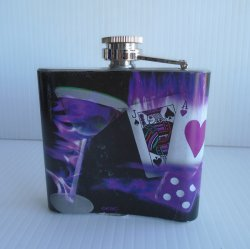'.Fabulous Las Vegas Flask, New.'