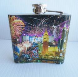 '.Las Vegas Casinos Flask, New.'