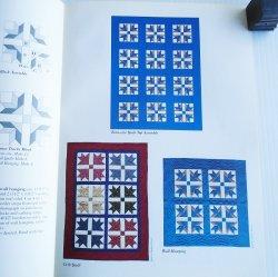 '.Goose Tracks Quilt Pattern.'