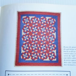 '.Rolling Star Quilt Pattern.'