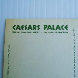 '.Caesars Palace Vegas 1960s.'
