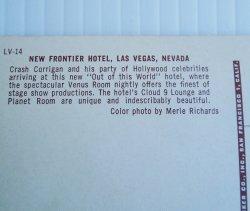'.New Frontier Las Vegas 1955.'