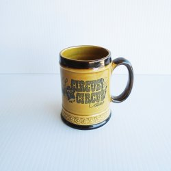 '.Circus Circus 1970s Coffee Cup.'