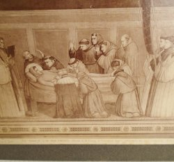 '.Stigmata of St. Francis print.'