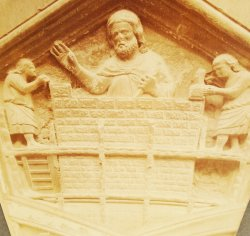 Antique Print, Art of Building, Campanile Del Duomo Florence