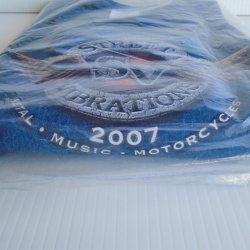 '.Street Vibrations 2007 t shirt.'