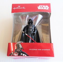 Hallmark Star Wars Christmas Tree Ornament	 Darth Vader