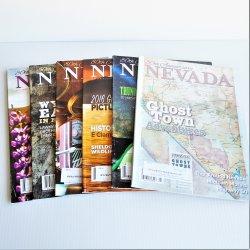 Nevada Magazine, 2016 entire year, 80th Anniversary