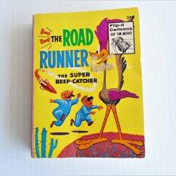 The Road Runner, Super Beep Catcher, Big Little Book 1973