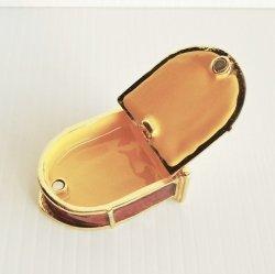 '.Golden Age Radio Trinket Box.'