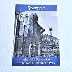 Stardust Hotel Casino Las Vegas 7x10 AkuAku Restaurant Photo