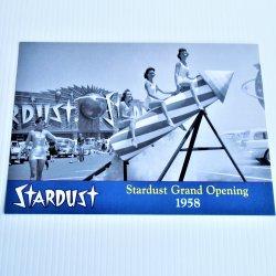 Stardust Hotel Casino Vegas 1958 Grand Opening 10x7 Photo