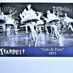 Stardust Hotel Las Vegas 10x7 Lido de Paris Dancers Photo