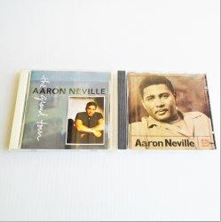 Aaron Neville, 2 cd Bundle, Grand Tour, Warm Your Heart