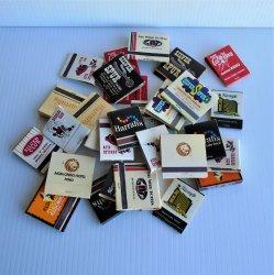 Casino Matchbooks, 28pcs, Reno Tahoe, Many Closed