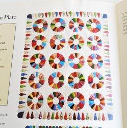 '.Dresden Plate Quilt Pattern.'