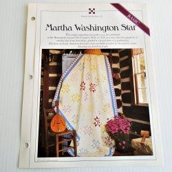 '.Martha Washington Quilt Patter.'