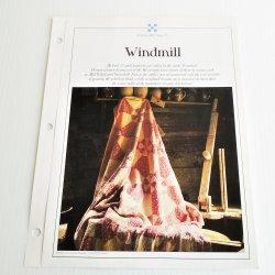 '.Windmill Quilt Pattern.'