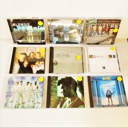 Misc CDs, 9 CDs. Blondie, Boyz 2 Men, ACDC, Backstreet, etc