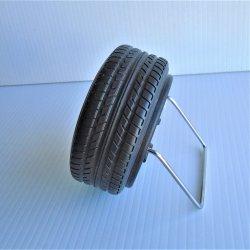 '.Mini Tire Clock, 4 inch.'