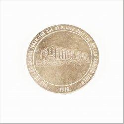 '.Barbary Coast Vegas $1 coin.'