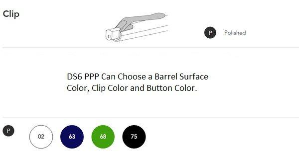 Choose Clip Color