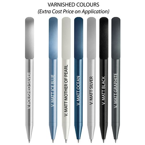 SWISS MADE PENS. Price include one imprint color in one location. Order online easy, fast and secure process. FREE SHIPPING USA.