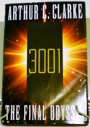 3001 The Final Odyssey by Arthur C. Clarke HC DJ 1997