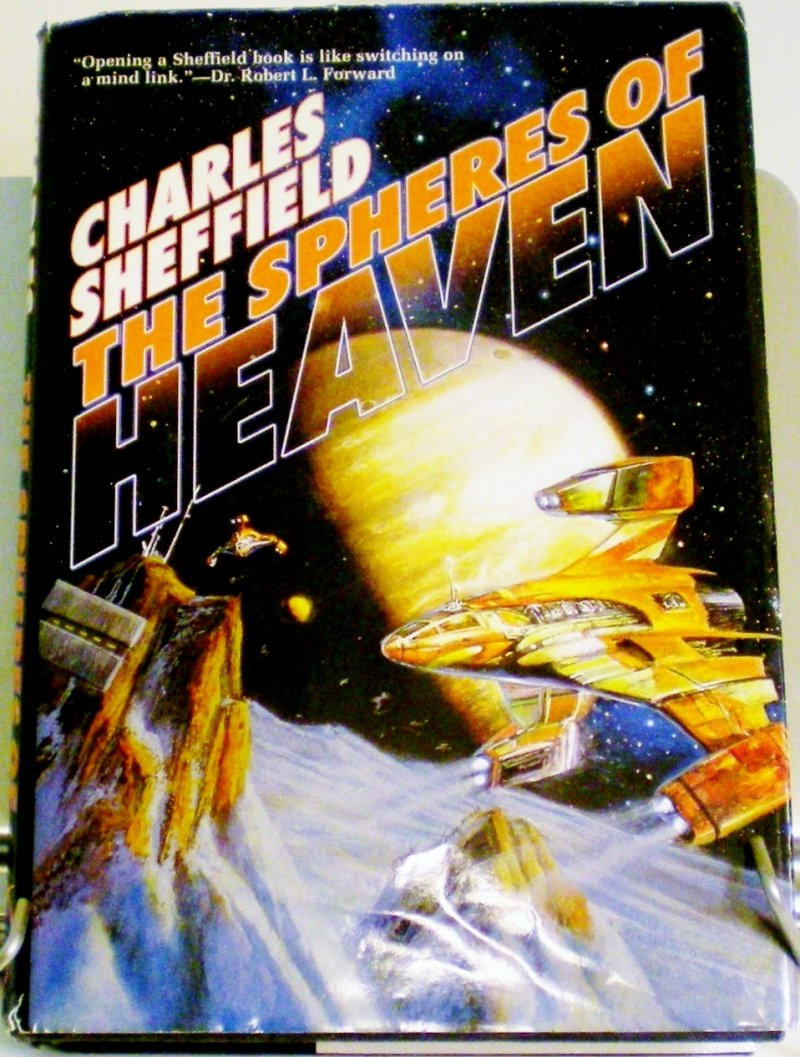 by Charles Sheffield HC DJ 2001 Sci-Fi
