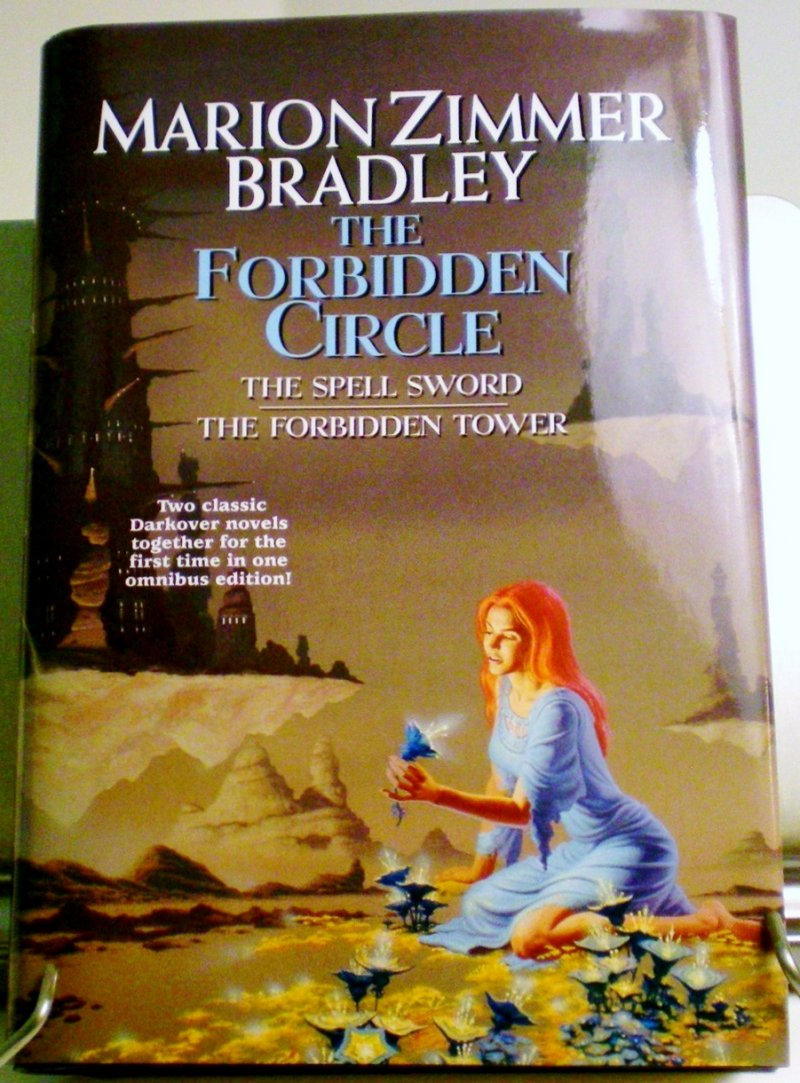 2 in 1 with The Spell Sword and The Forbidden Tower by Marion Zimmer Bradley