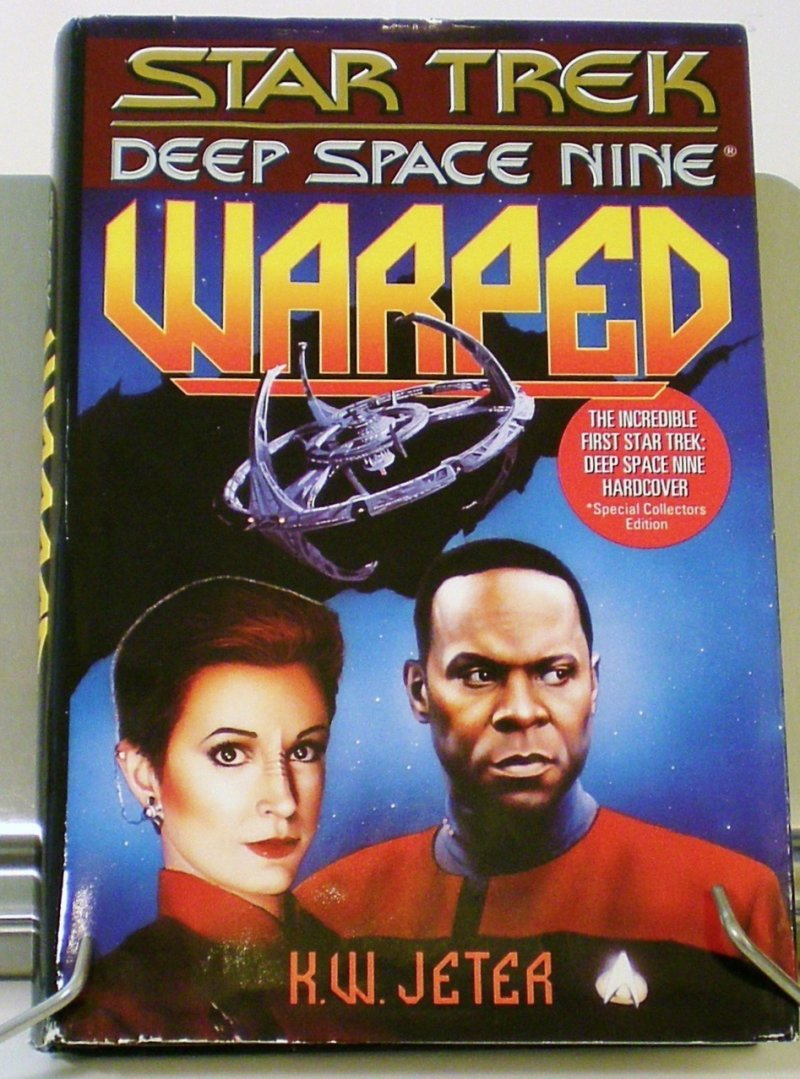 Star Trek Deep Space Nine by K. W. Jeter HB 1999