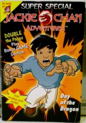 Day of the Dragon, a Jackie Chan Adventures novel by Eliza Willard