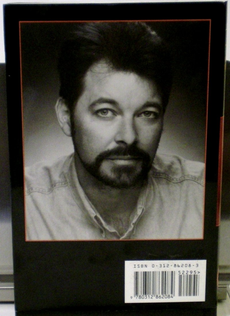 by Jonathan Frakes & Dean Wesley 1st ed