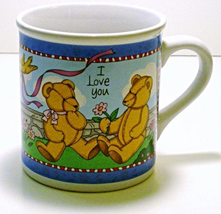Russ Berrie Occasion's Cups and Mugs
