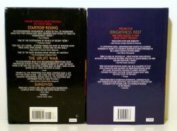 '.Uplift Trilogy by David Brin.'
