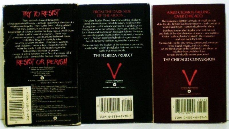 V the original, V The Florida Project, V The Chicago Conversion